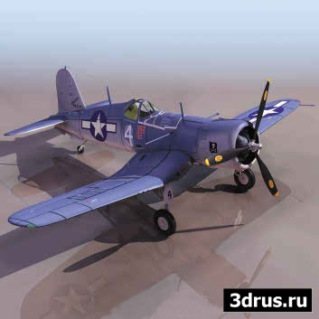 3D модели авиатехники