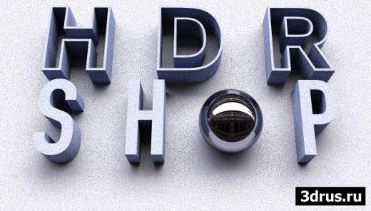 HDRShop 1.0