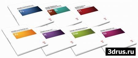 Официальные руководства к продуктам Adobe