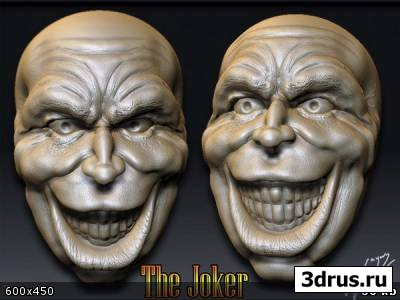 3D модели Wayne Robson
