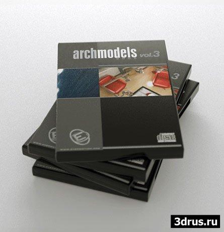 3d модели Evermotion Archmodels Vol.03