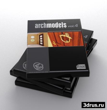 3d модели Evermotion Archmodels Vol.04
