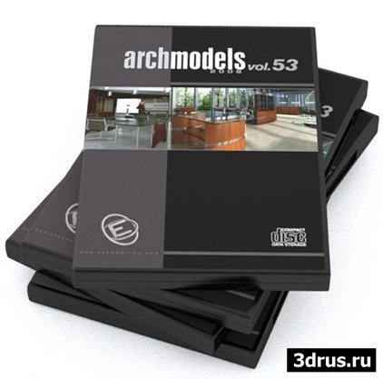 Evermotion archmodels № 53