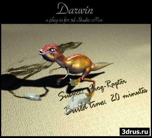Darwin for 3dsmax