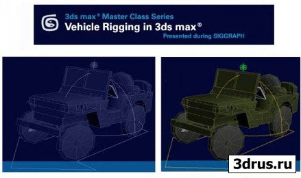 Vehicle Rigging in 3Ds Max(from SIGGRAPH 2003)