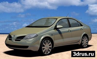 3D Cars Models