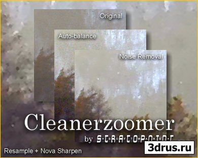 Cleanerzoomer 3.7.0.1 Portable