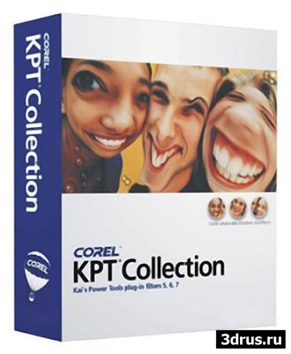 Corel KPT Collection - Photoshop Plugin