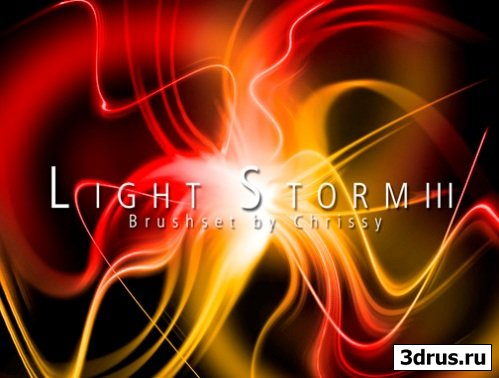 LightStorm Brushes
