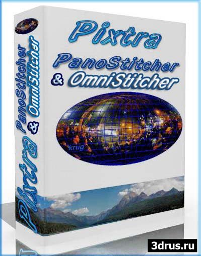 Pixtra PanoStitcher v1.5.2.3 & OmniStitcher v1.1.0.3