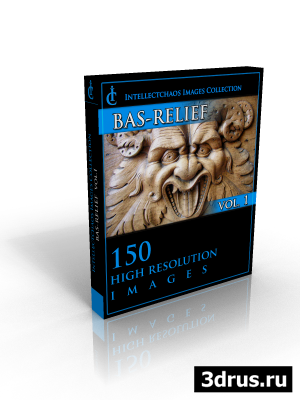 Intellectchaos Images Collection - BAS-RELIEF vol 01
