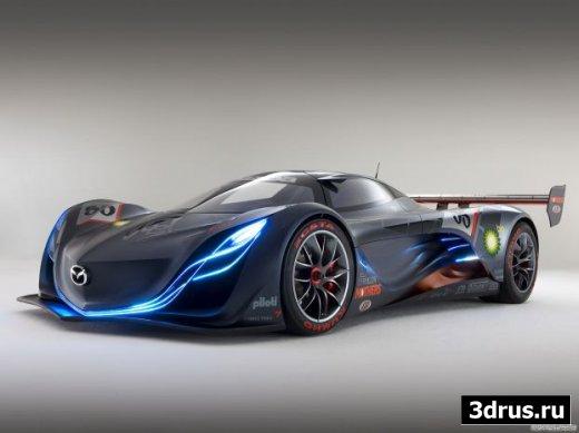 Дизайн спортивных авто 2008-2009