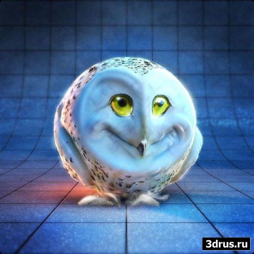 Сферообразные 3D картинки