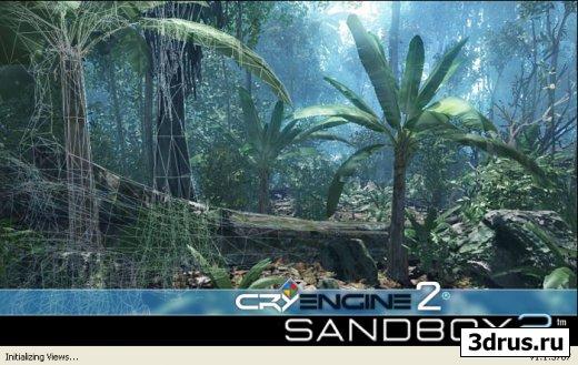 CryEngine(R)2 Sandbox(TM)2