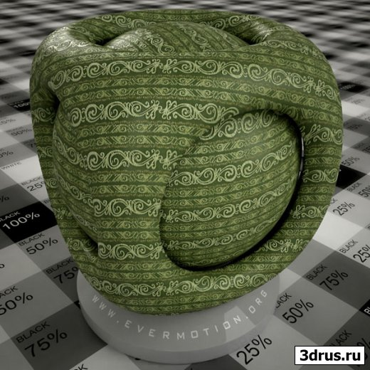 Evermotion ArchShaders vol. 2 for Vray