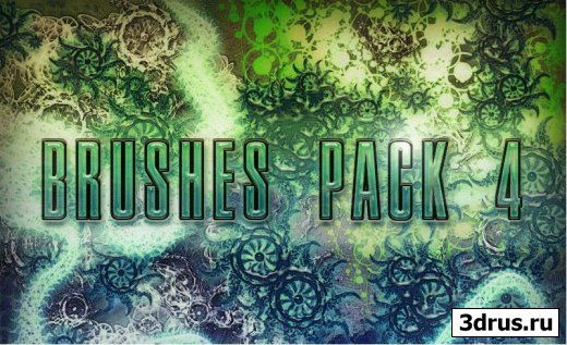 Brushes Pack 4