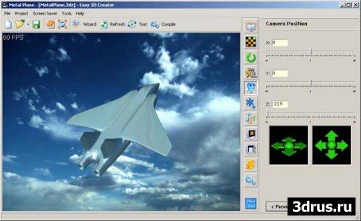 Easy 3D Creator 3.0 Portable