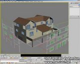 3dsmax Video Tutorial Architecture Modelling