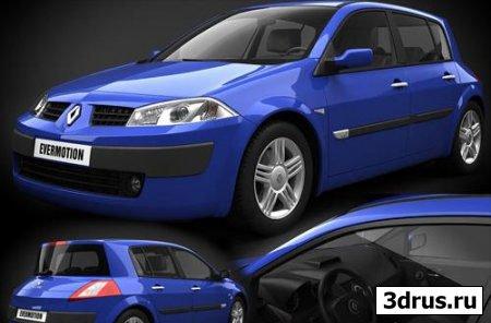 3d-модели автомобилей от Evermotion
