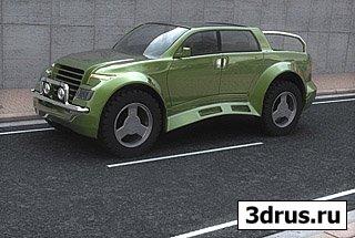Dosch 3D - Concept Cars