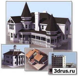 3D models (Architecture)