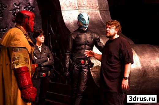 Hellboy II: The Golden Army - Behind the Scenes