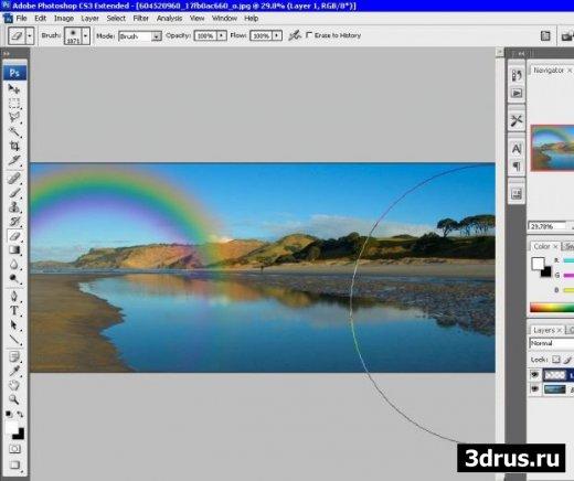 Фотошоп как сделать cs3