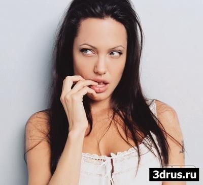 Лучшие обои с Анджелиной Джоли