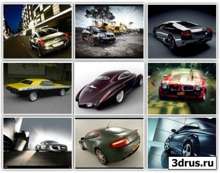 Подборка обоев на тему: Автомобили