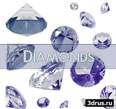 Diamonds & Gems brushes