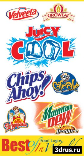 Best Of Food Logo In world