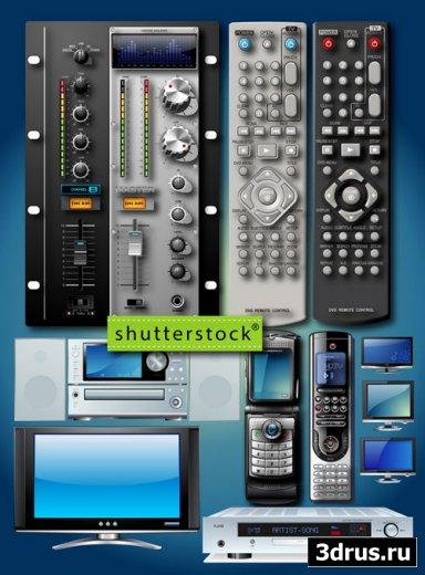 Amazing ShutterStock - Electronics