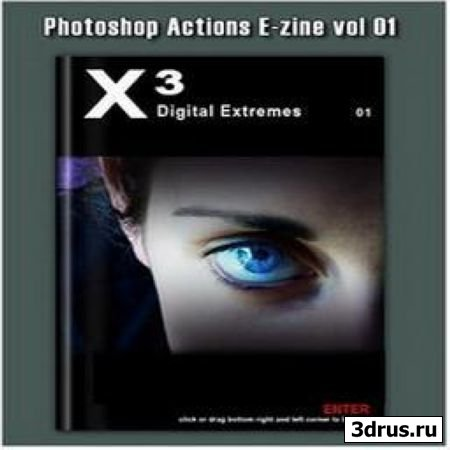 X3 Digital Extremes vol 01