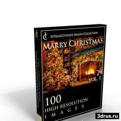 Intellectchaos Images Collection - Marry Christmas vol.01