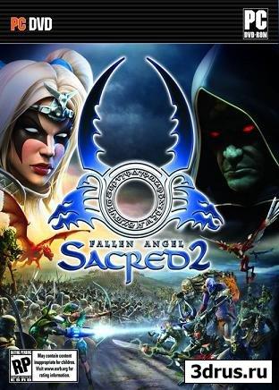 Sacred 2 Fallen Angel English Demo