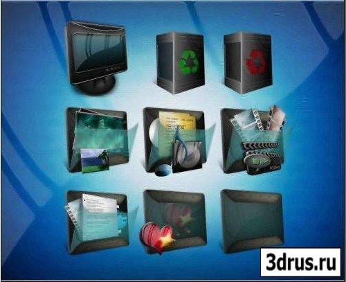 Иконки для Windows XP