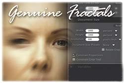 Genuine Fractals 6: увеличение размера изображений