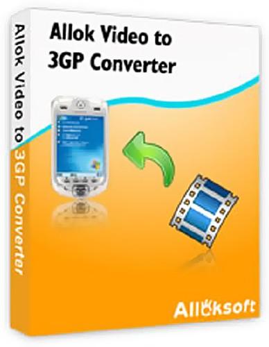Allok 3gp converter - конвертер во все популярные форматы видео!