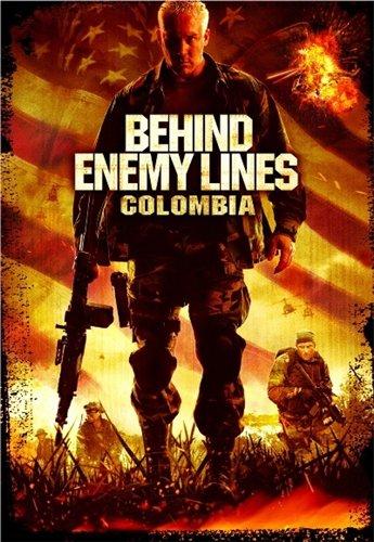За линией врага: Колумбия / Behind Enemy Lines: Colombia (2009) DVDScr