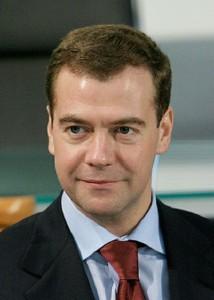 Новогоднее обращение президента Д.А.Медведева (2009) SATRip