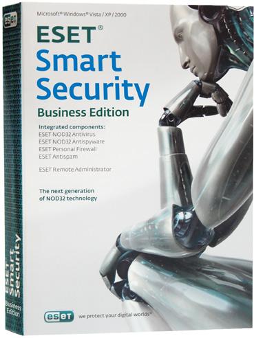 ESET Smart Security BUSINESS EDITION 3.0.684 (32/64bit) КЛЮЧИ НЕ ТРЕБУЮТСЯ.