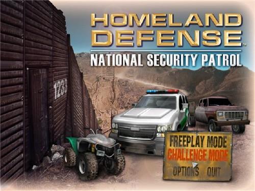 Homeland Defense National Security Patrol (2008/ENG)