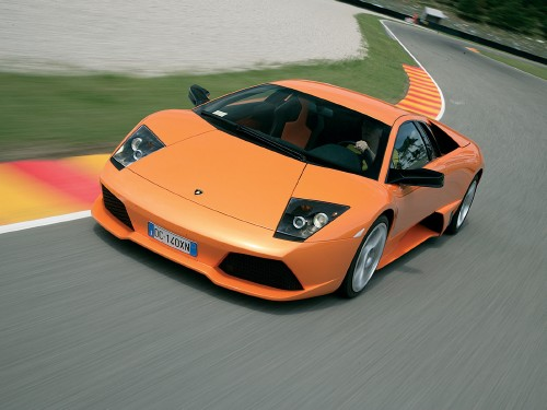 Lamborghini Murcielago (Kupe) 40 Wallpapers