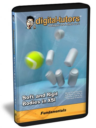 Digital -Tutors Soft and Rigid Bodies in XSI