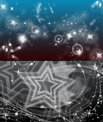 Гламурные кисти - Stars & Glamour