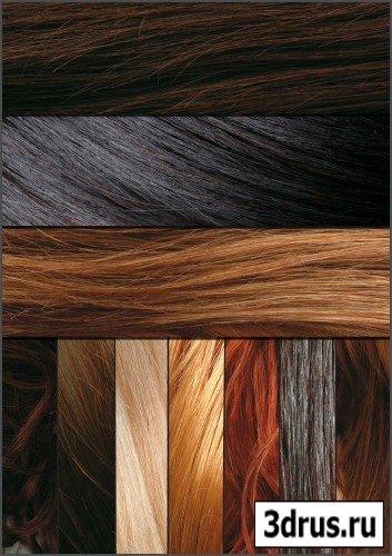 Текстуры волос (Hair Textures)