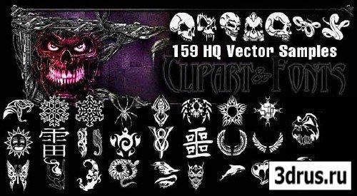 159 HQ Vector Samples