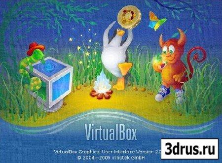 VirtualBox 2.2.0 Beta 2 Rus