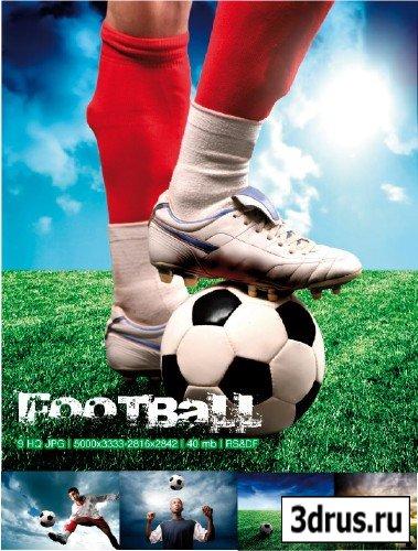 Stock Photo - Football Mix