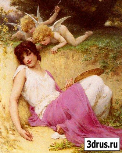 Картины Guillaume Seignac